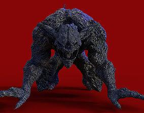 Gargoyle Free Sample 3D model