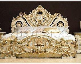 3D print model Bed design 2
