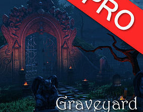 3D Graveyard Pack