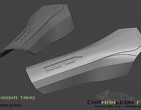 3D printable model Ahsoka Tano Bracers The Mandalorian