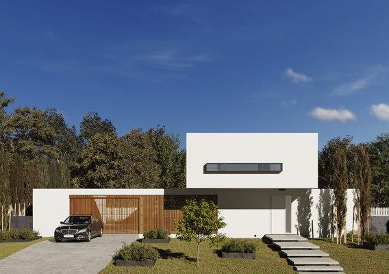 08 Pedro House | CGI