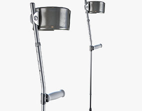 support 3D Crutches