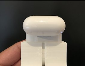 3D printable model Air Pods charging dock