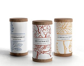 other 3D Canisters of Sea Salt Soak