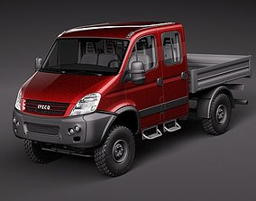 3D Iveco Daily 4x4