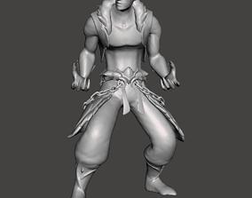 Eternal Dragon Brand 3D Model