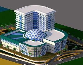 3D model Gym center