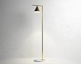 3D Captain Flint Floor Lamp