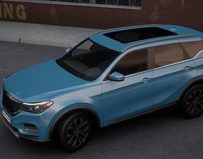 Crossover Car 3D model