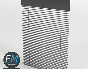 Window blind 3D model