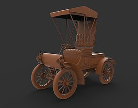 3D print model oldsmobile curved dash runabout