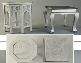 3D model Ethnic Tables by ZARA HOME