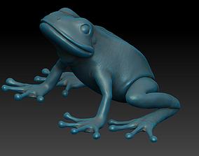 3D printable model Happy Frog