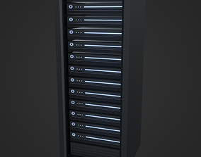 Simple server model realtime