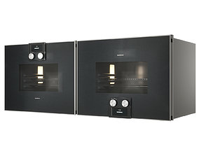 3D Gaggenau BM450100 and BM454100 from 400 series