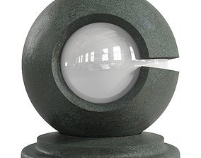 Cement Anthracite - COLLECTION 3D model