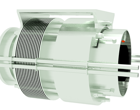 Ion engine 3D