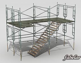 Scaffold 2 3D model