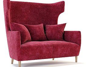 Dare Studio HARDY Sofa 3D