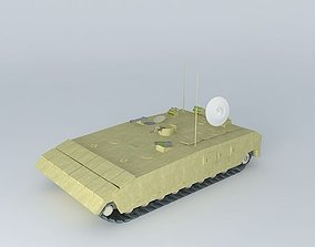 3D model Armored infantry vehicles