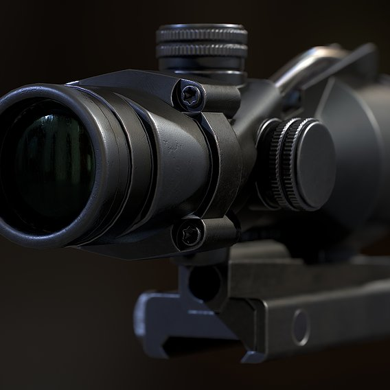 TRIJICON ACOG4x32 RIFLESCOPE