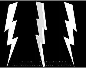 3D asset Lightning