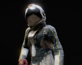 3D model Cosmonaut