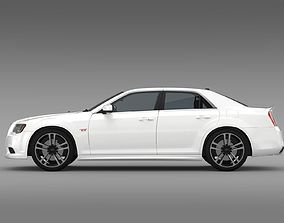 3D Chrysler 300 SRT8 Core 2013