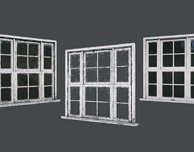 3D model Windows Old and New