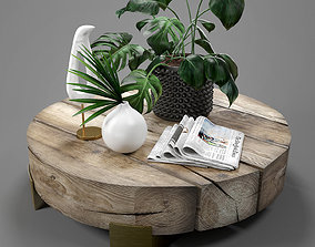 3D model monsters Decorative set 01
