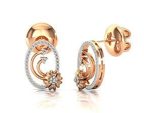 3D printable model Earrings-64