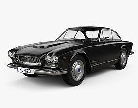 3D model Maserati 3500 GTi Sebring 1965