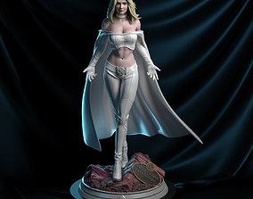 Emma Frost - X-Men 3D printable model