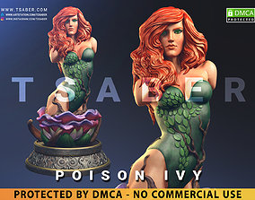 Poison Ivy Bust - DC Collectibles 3D printable model