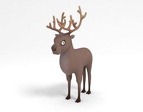 Deer Character 3D