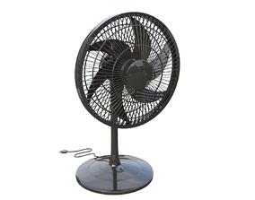 Portable Fan 3D