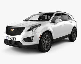 3D Cadillac XT5 CN-spec 2020