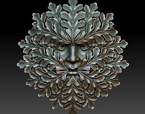 Greenman 4 3D printable model
