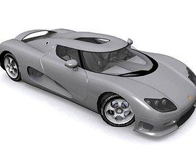 3D model Koenigsegg CC8S