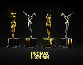 3D The PROMAX AWARD