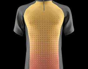 Sports T-shirt 3D model