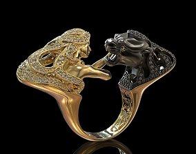 3D print model Ring Magerit Instinto
