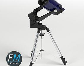 magnify Telescope 3D PBR
