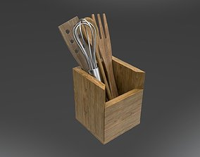 Cookware Pack 3D model