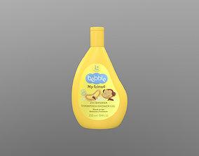 3D asset Shampoo Children
