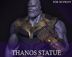 Thanos Statue for 3D Print