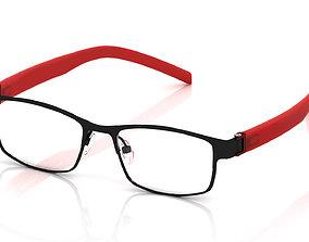 3D printable model 3D model Eyeglass for Men