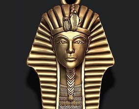 3D print model Pharaoh pendant necklace