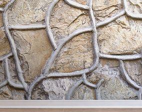 3D model Stone cladding Stone 029