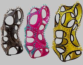3D asset Fetish Swimsuit